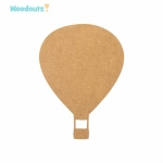 WC002 Balon baza z MDF do ozdabiania 30cm Woodouts