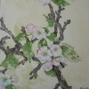 HM211204 - Serwetki do decoupage Painted Apple Blossoms - 2szt