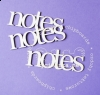 "Napisy ""Notes"""