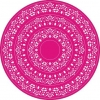 DL164 Wykrojnik Doily Stacker Circles 1, 2, 3  - Cheery Lynn Design